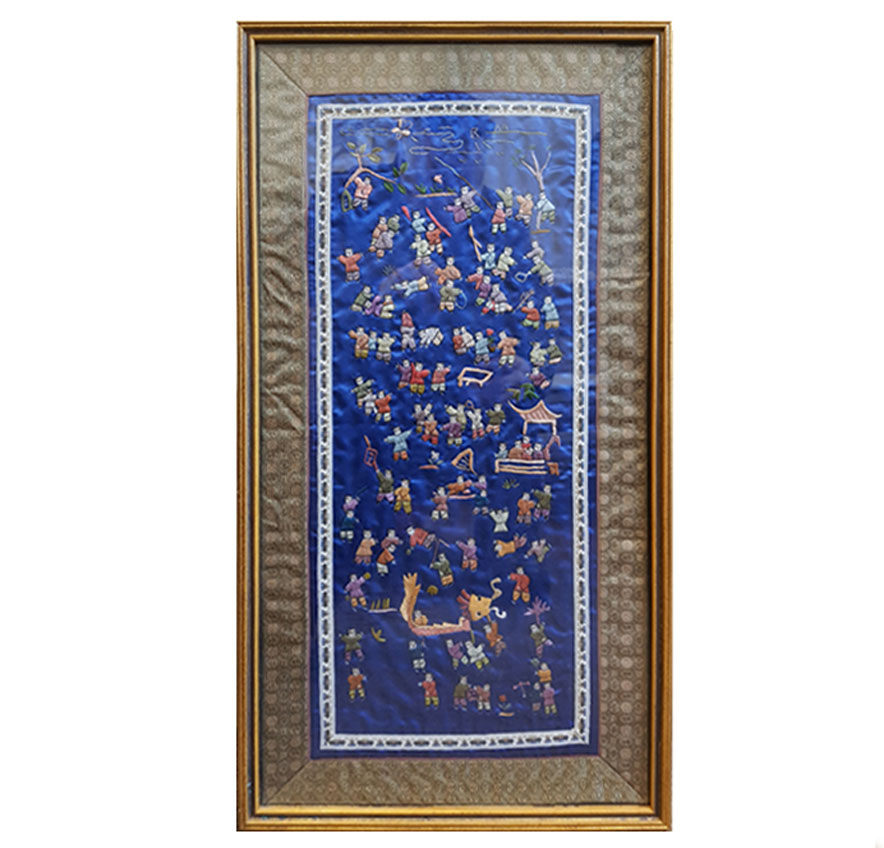 Chinese Tapestry (SOLD)