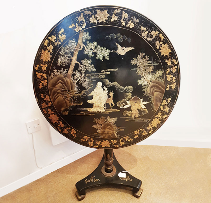 Oriental Table (SOLD)